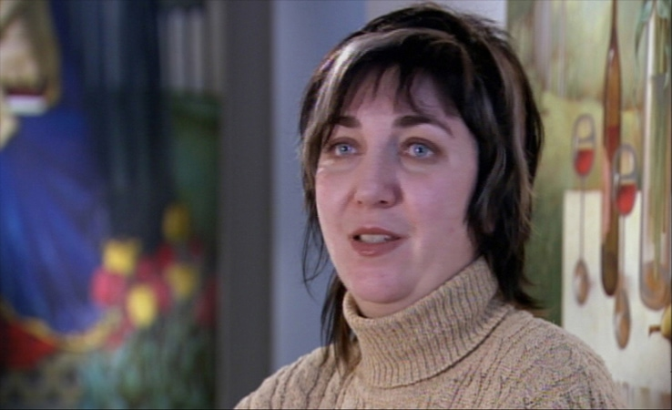 Episode abour architectural glass artist Victoria Balva, TV series Home and Native Land, High Fidelity HDTV, Equator HD